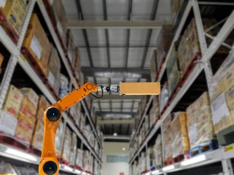 Robots Logistics